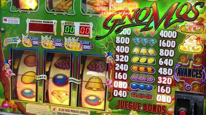 Tragaperras: Productos  de Bingo Copacabana Casino Park