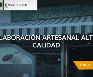 Galería de Pastelería en Roquetas de Mar | Pastelería Delicias