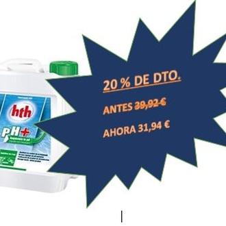HTH PH+ 5 L.