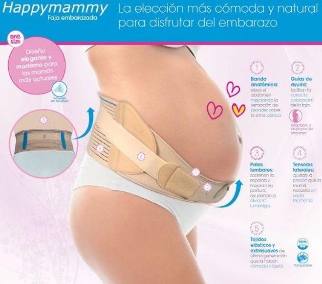 Faja de Embarazada: Productos y servicios de Ortopedia Delgado, S. L.