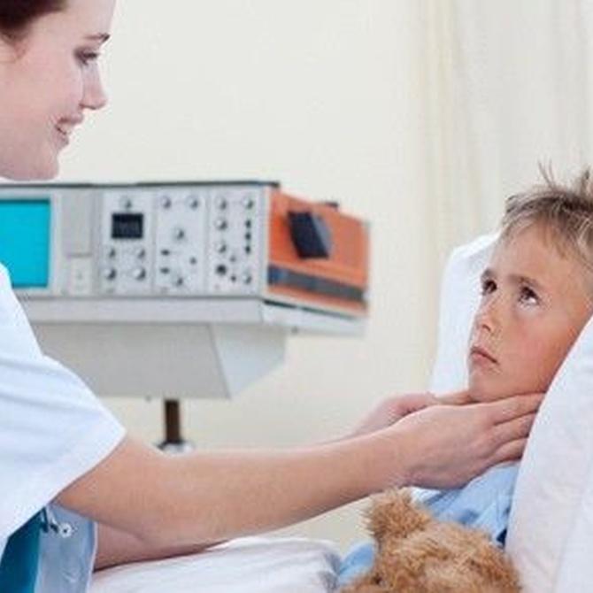 Las enfermedades más frecuentes en los niños