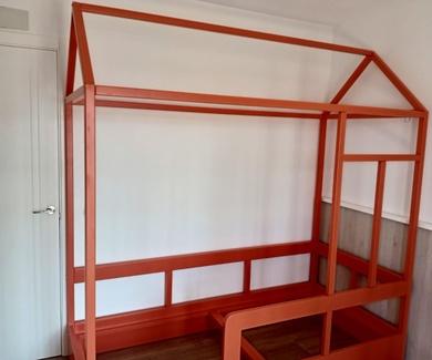 Estructura de cama infantil en Tenerife