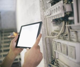 Boletines y certificados eléctricos: Servicios de J2 Electricidad
