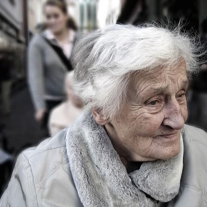 Alimentación para ancianos en invierno