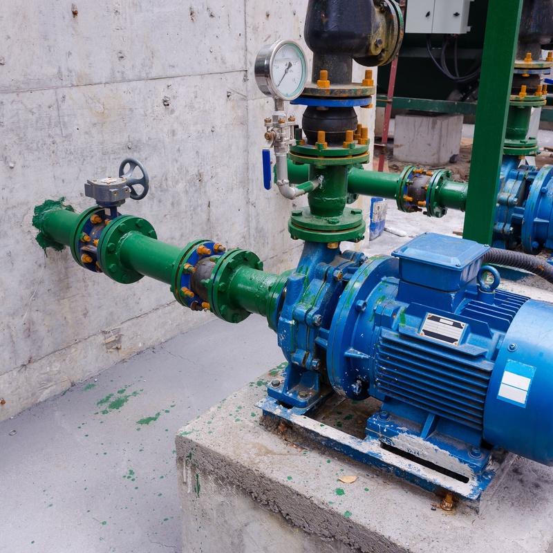 Reparación de equipos de bombeo: Catálogo de Hidra Cemaro Parque Empresarial