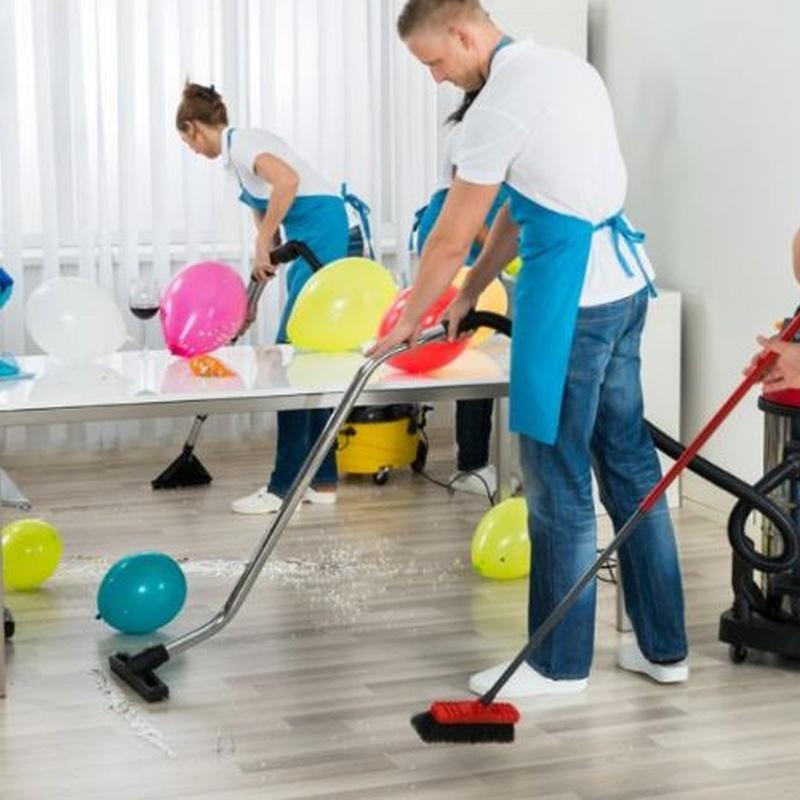 Limpieza especial: Servicios de Serdicam Tenerife