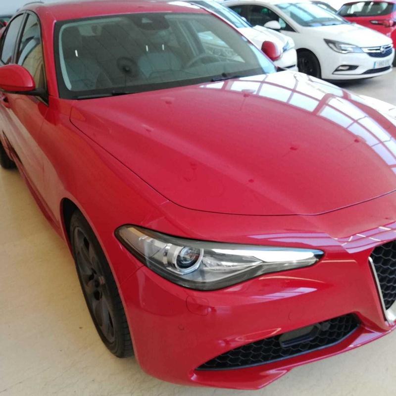 ALFA ROMEO Giulia 2.2 Diesel 118kW 160CV Super 4p:  de Bon Cars