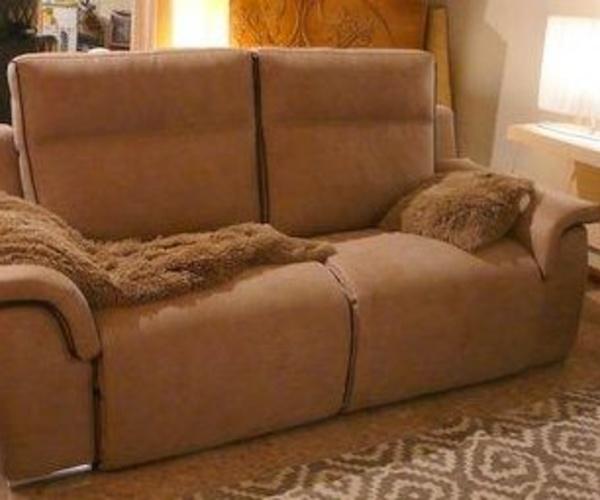 Sofa relax amb motors
