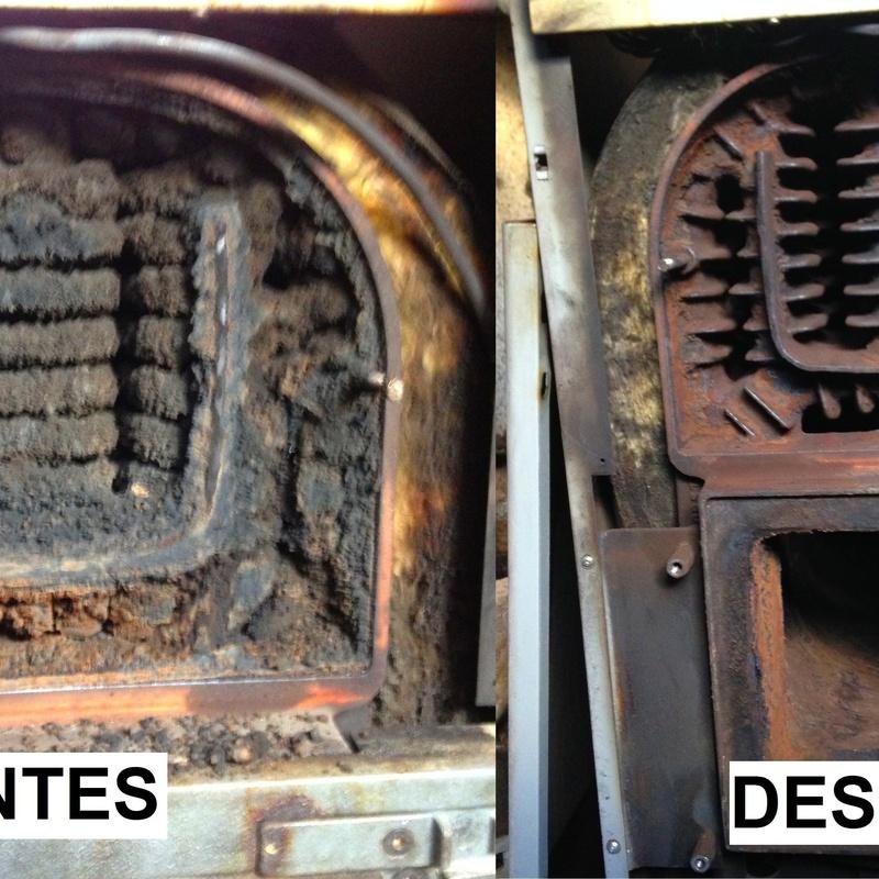 Mantenimiento de instalaciones: Productos y Servicios de Intecser Clima