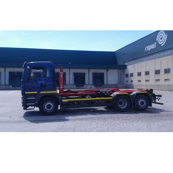Venta y reparación de equipos de gancho Multilift: Maquinaria y servicios de Congrual
