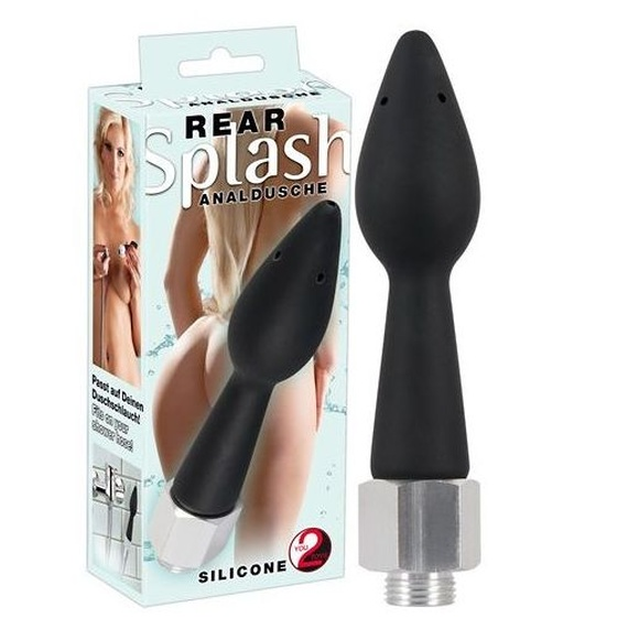 REAR SPLASH ANAL DUCHA: CATALOGO DE PRODUCTOS de SEX MIL 1