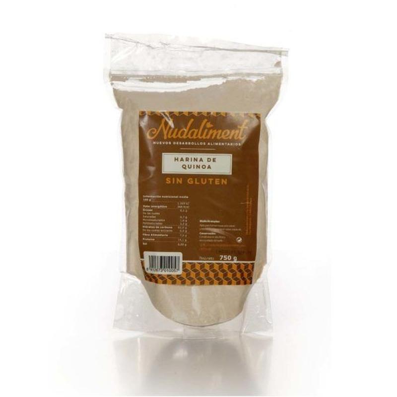Harina de quinoa sin gluten 750 gr: Productos de Coperblanc Zamorana