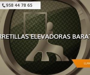 Carretillas elevadoras al mejor precio en Granada