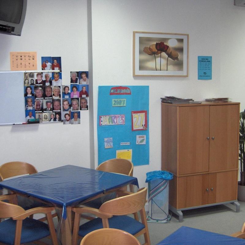 Terapia Ocupacional en el CENTRO DE DÍA DOCTOR ESPINA