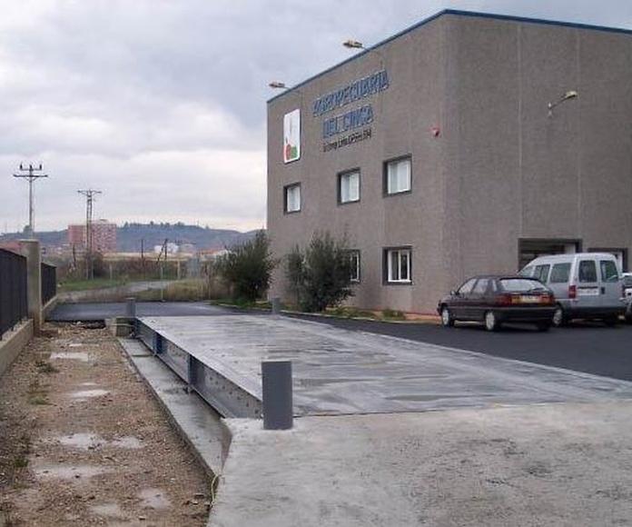 Pesaje industrial Lleida