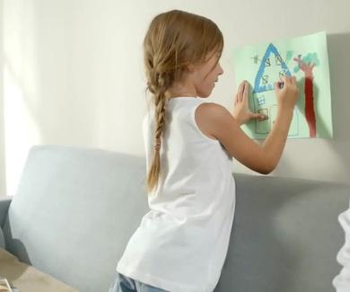 Ideas para pintar habitaciones infantiles.