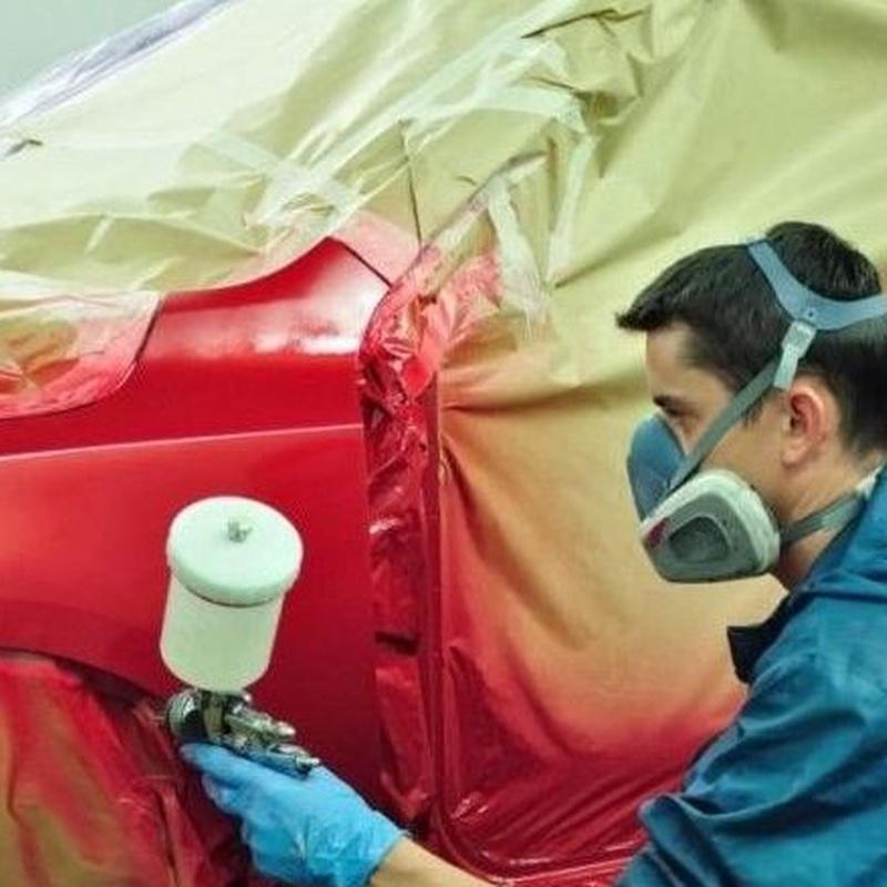 pintura de coches