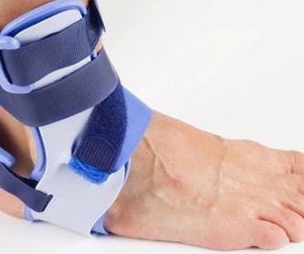 Terapia láser para el pie: Servicios de Clínica del Pie Lario
