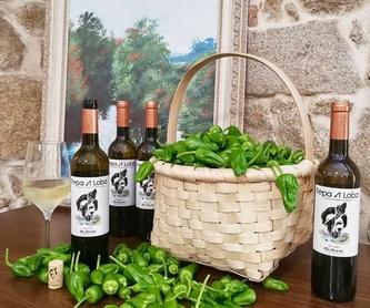 Postres: Carta  de A Fonte Do Viño en Cambados