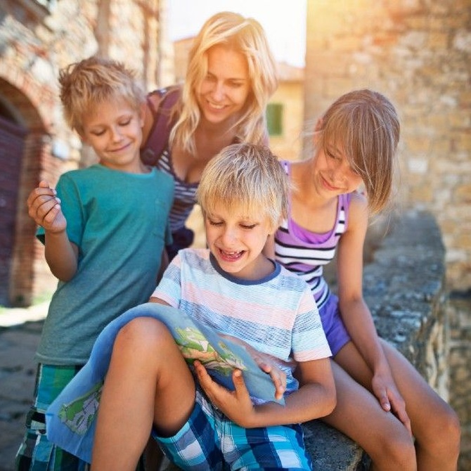 Turismo rural para familias en Ibiza