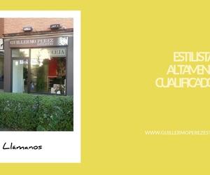 Estilistas peluqueros en Fuenlabrada | Guillermo Pérez Estilistas