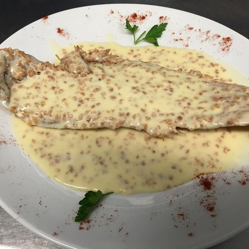 Productos del mar: Servicios, carta y menús de Restaurante Maiz Pelao