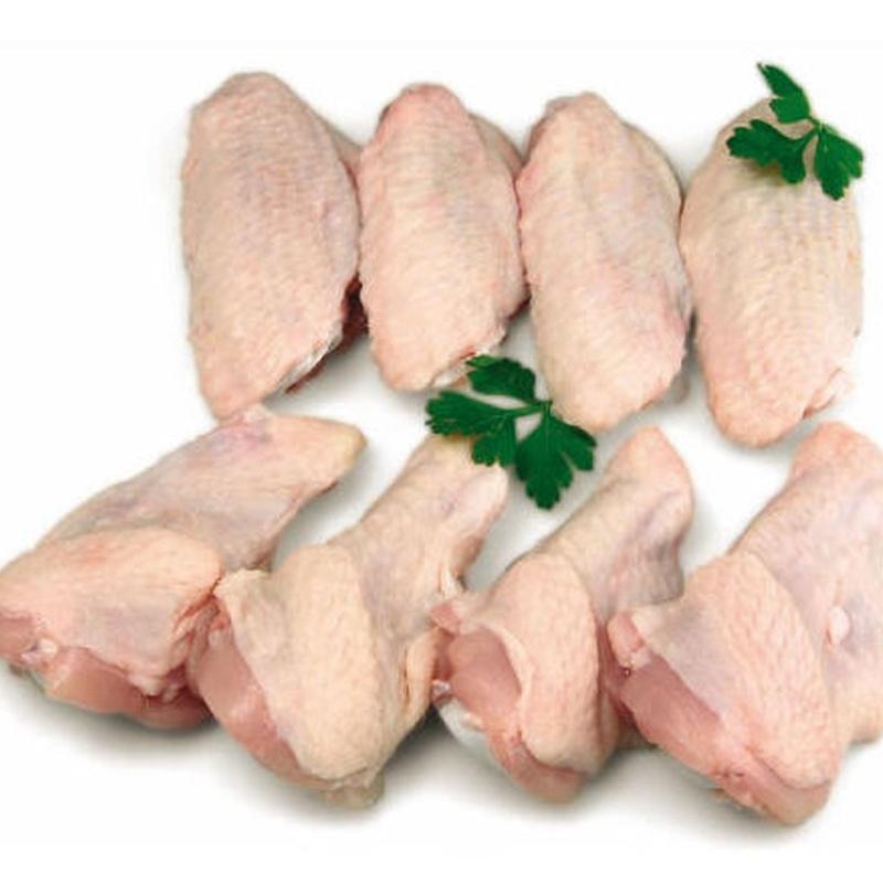 Alas de Pollo Partidas