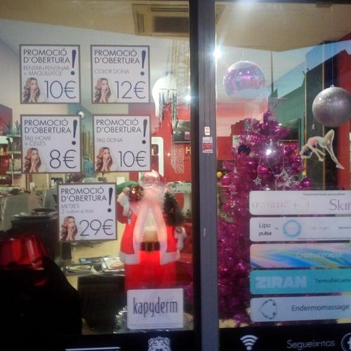 Maquillaje y peluquería en Girona
