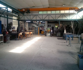 Mantenimiento integral: Productos y Servicios de Talleres Antonio Reina E Hijos, S.A.