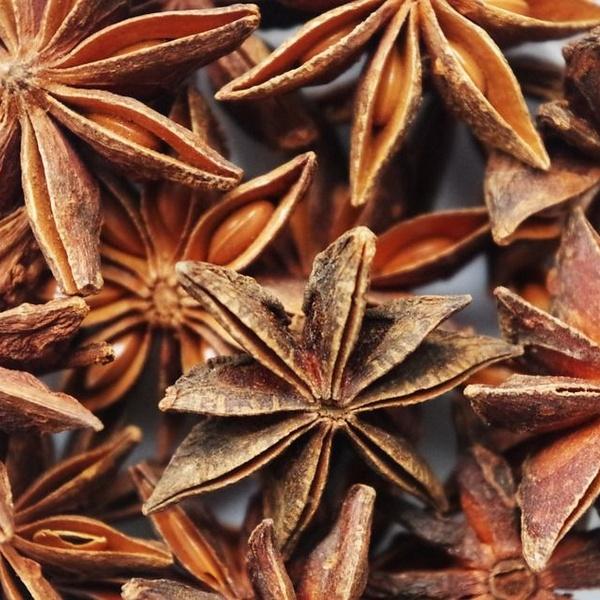 Condimentos y especias de la cocina china