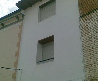 Barnizado de puertas y ventanas : Servicios de Rulato
