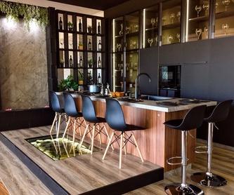 Serie Fénix: Nuestros trabajos de Muebles de Cocina MYDO