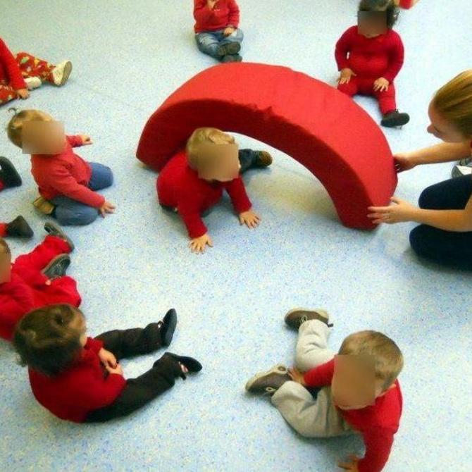 Qué es la psicomotricidad y por qué forma parte de la vida de tu hijo