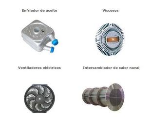 Productos de refrigeración