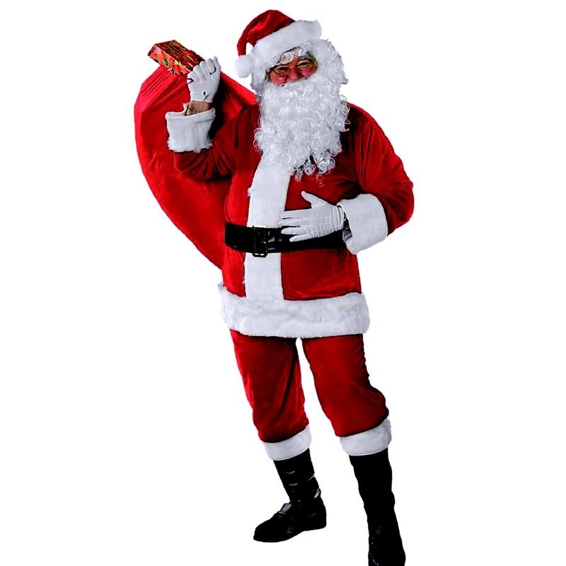 Disfraz Papá Noel Premium
