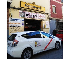 Neumáticos Raúl en Carabanchel