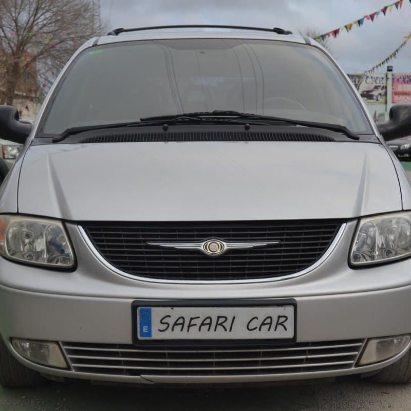Chrysler Voyager 2.5 CRD LX: Nuestros coches de Safari Car