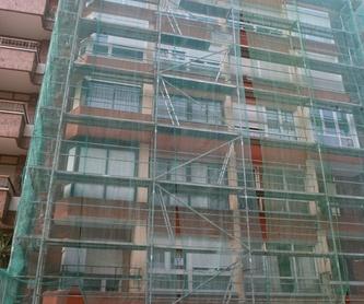 Empresa de aislamiento de fachadas en Santander-Torrelavega    : Trabajos. de Fachadas Cantabria