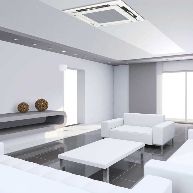 Climatización en locales y viviendas: Servicios de Electrotécnica de Ochoa, S.L.