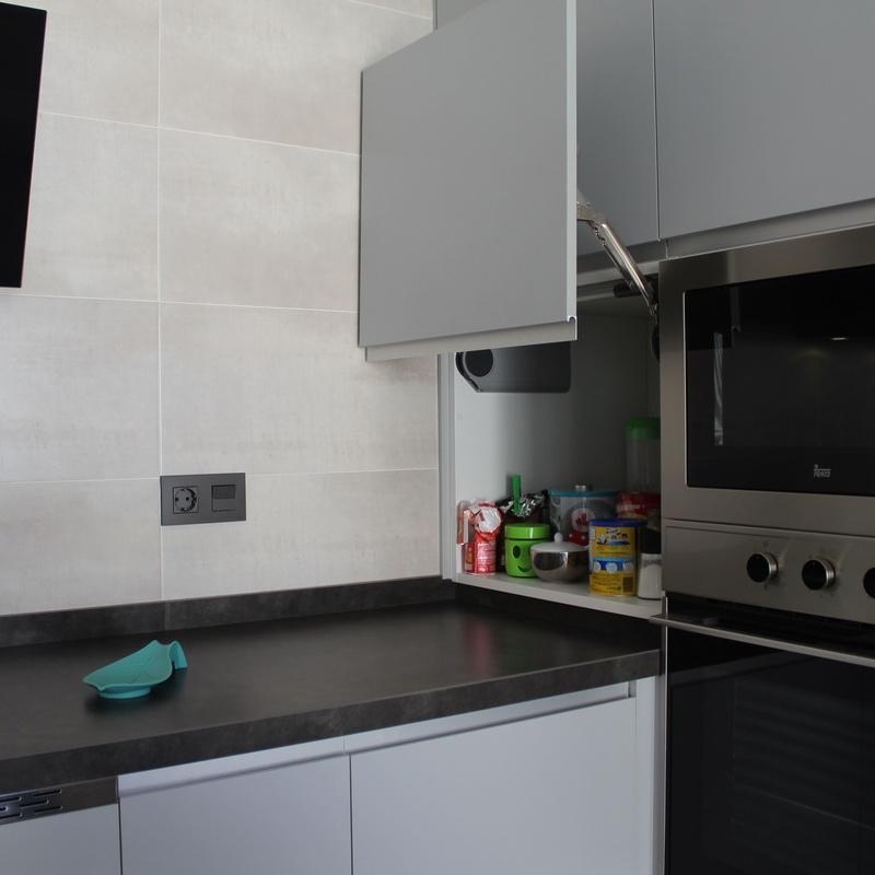Serie Luxe: Nuestros trabajos de Muebles de Cocina MYDO