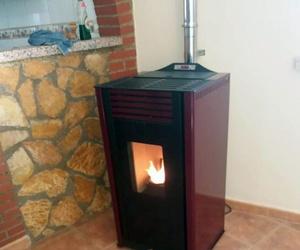 Instalaciones de estufas de pellet en Paterna