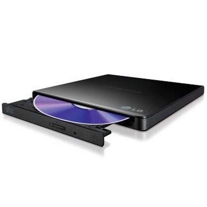 LG DVD-RW GP57EB40 Ultra-Slim Negra USB : Productos y Servicios de Stylepc