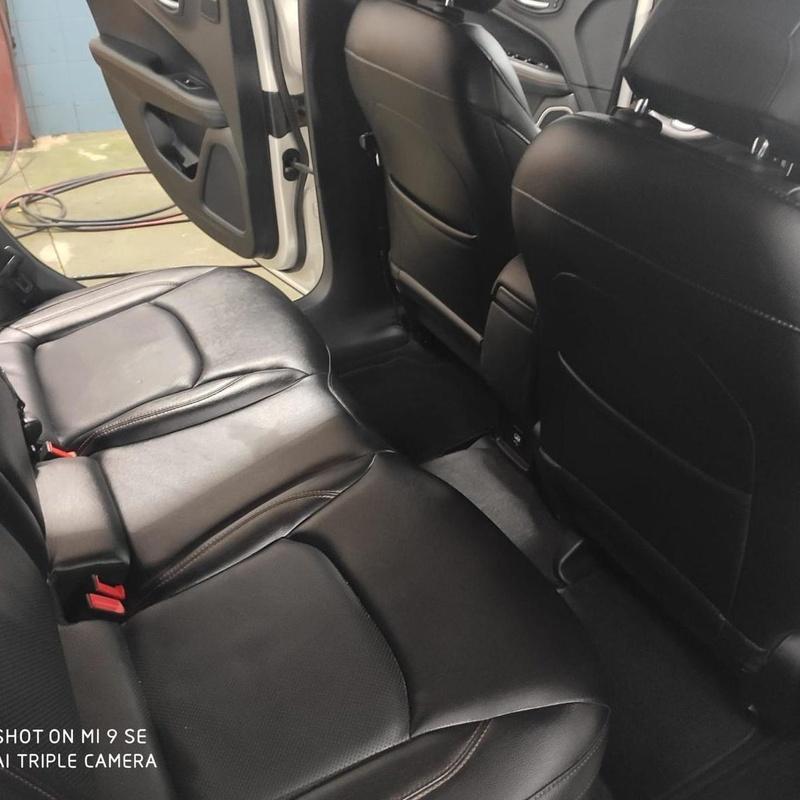Limpieza interior y exterior de vehículos. DESINFECCIÓN POR OZONO: Servicios de Garaje Feria