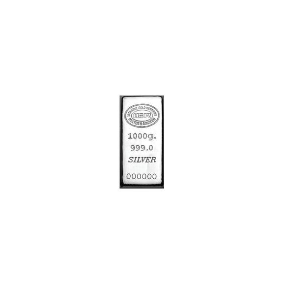 Lingote plata 1 kilo: Productos de LibertyOro
