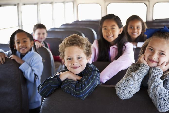 Transporte escolar: Autocares de Baby Bus