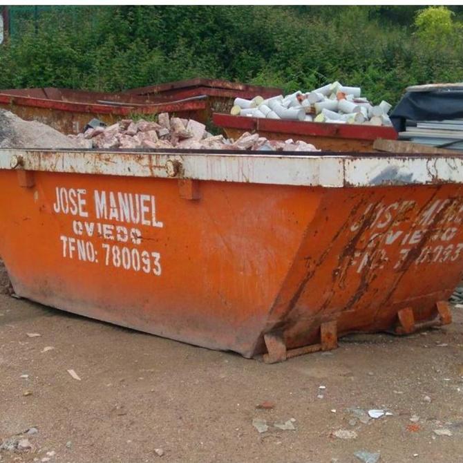 Los áridos reciclados