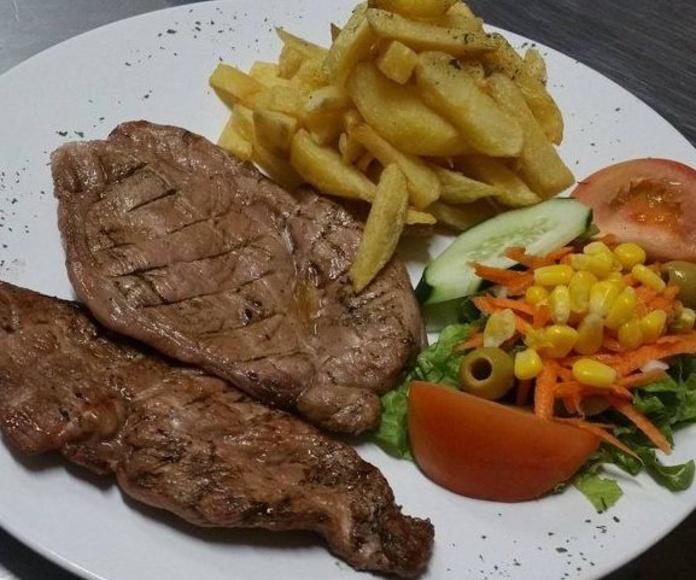 Filete de cerdo : Nuestros platos  de Restaurante La Ksona