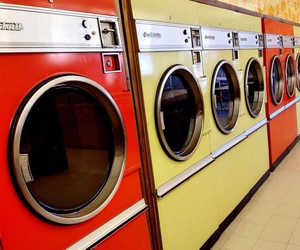 El proceso de lavado en seco