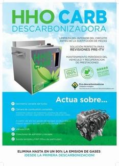 Descarbonizaciones