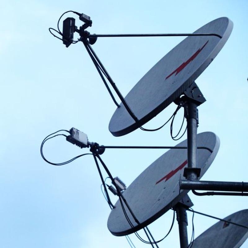 Televisión satélite: Productos y servicios de Andetel